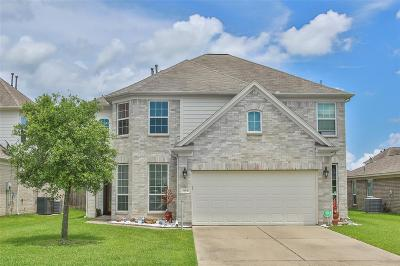 Katy Single Family Home For Sale: 3114 Quarry Place Lane