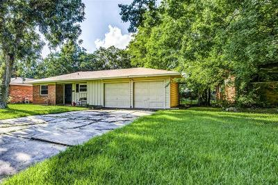 Texas City Single Family Home For Sale: 2113 20th Avenue N