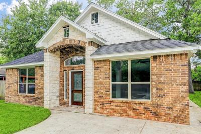 Channelview Single Family Home For Sale: 1011 Meads Street