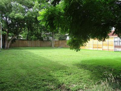 Houston Residential Lots & Land For Sale: 701 Kipling Street