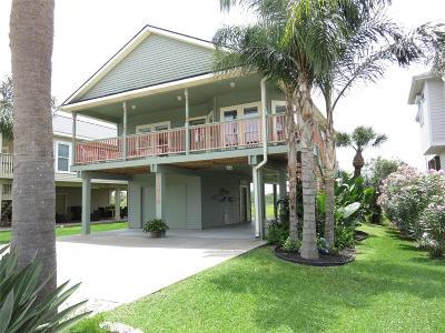Galveston TX Single Family Home For Sale: $299,000