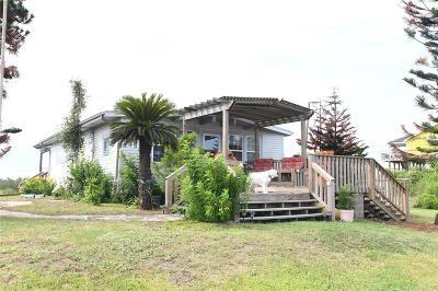 Galveston Single Family Home For Sale: 12102 Stewart Road