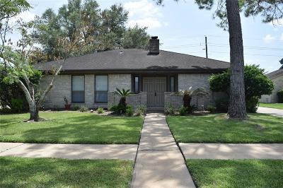 Houston Single Family Home For Sale: 6922 Escondido Drive