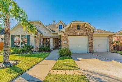 League City TX Single Family Home For Sale: $329,000