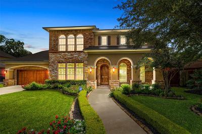 Houston Single Family Home For Sale: 12934 Kimberley Lane