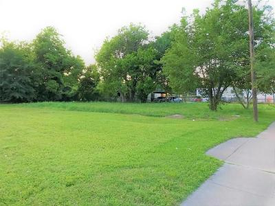 Houston Residential Lots & Land For Sale: 3223 Airline Drive