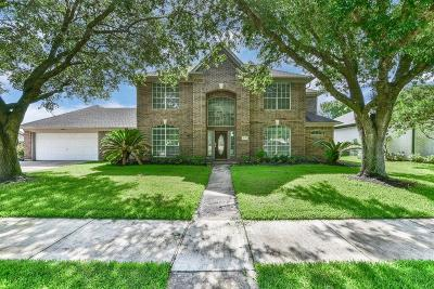 Pearland Single Family Home For Sale: 3028 Country Club Drive