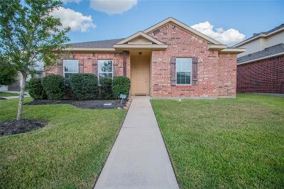 Cypress TX Single Family Home For Sale: $179,999