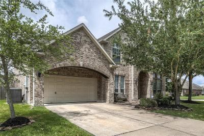 Pearland Single Family Home For Sale: 3016 Keswick Drive