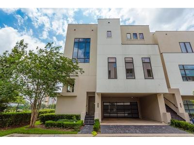 Sugar Land Condo/Townhouse For Sale: 1460 Lake Pointe Parkway