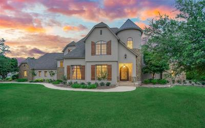 Cypress TX Single Family Home For Sale: $1,775,000