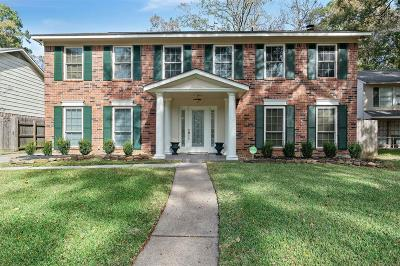 Kingwood Single Family Home For Sale: 3215 Park Garden Drive