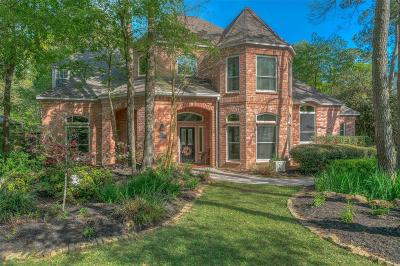 The Woodlands Single Family Home For Sale: 26 Rolling Links Court