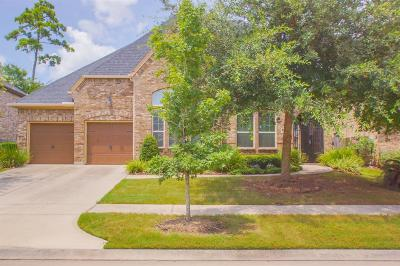 Conroe Single Family Home For Sale: 8119 Spreadwing Street