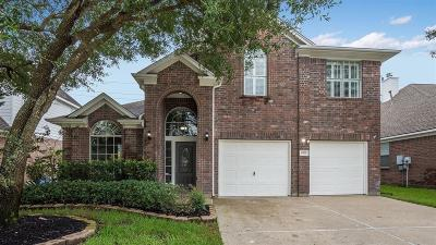 Katy Single Family Home For Sale: 6302 Townsgate Circle