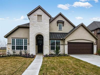 Sugar Land Single Family Home For Sale: 3930 Dogwood Canyon