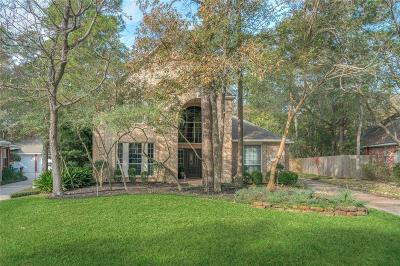 The Woodlands Single Family Home For Sale: 23 Townsend Place