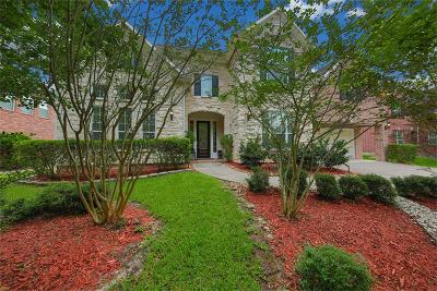 The Woodlands Single Family Home For Sale: 59 Pentenwell Circle