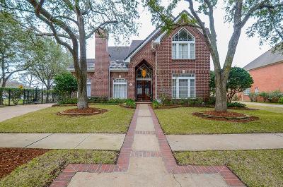 Sugar Land Single Family Home For Sale: 3818 Belle Grove Lane