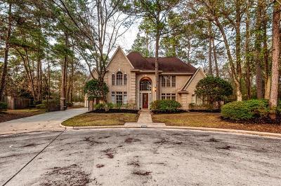 Houston Single Family Home For Sale: 1402 Chestnut Grove Lane