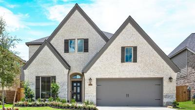 Richmond Single Family Home For Sale: 23355 Darst Field Trail