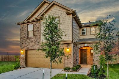 Katy Single Family Home For Sale: 5046 Chevalier