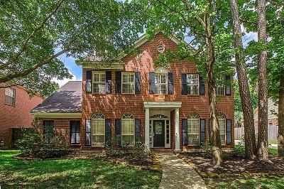 Kingwood Single Family Home For Sale: 1923 Sweetstem Drive