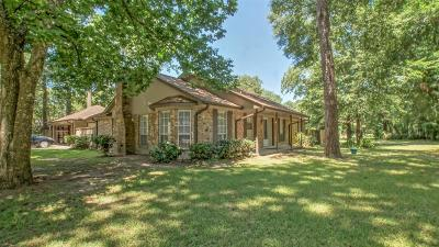 Humble Single Family Home For Sale: 21807 Forest Glade Drive