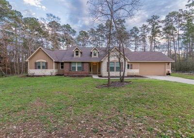 Montgomery Single Family Home For Sale: 4203 Highland Lakes