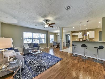 Houston Single Family Home For Sale: 1735 W 43rd Street