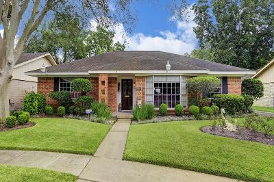 Houston Single Family Home For Sale: 5907 Valkeith Drive