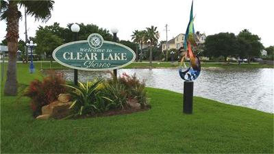 Clear Lake Shores Residential Lots & Land For Sale: 822 Cedar Road