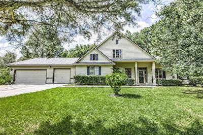 Magnolia Single Family Home For Sale: 2303 Sendera Ranch Drive