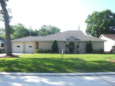 Friendswood Single Family Home For Sale: 201 Winding Road