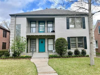 Houston Multi Family Home For Sale: 2328 McClendon Street