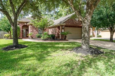 Cypress Single Family Home For Sale: 18207 Camellia Estates Lane