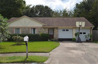 League City Single Family Home For Sale: 205 Willow Creek Court