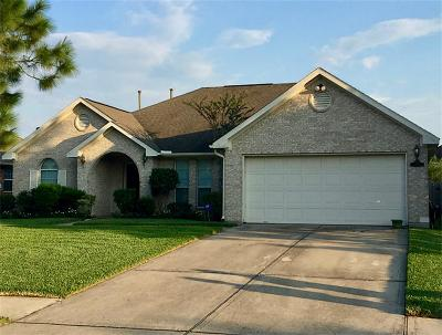 League City Rental For Rent: 1011 Hyland Lane