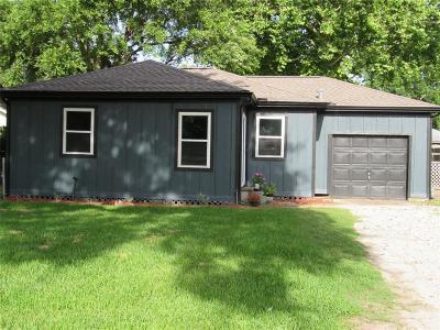 Santa Fe Single Family Home For Sale: 4418 N Main Street