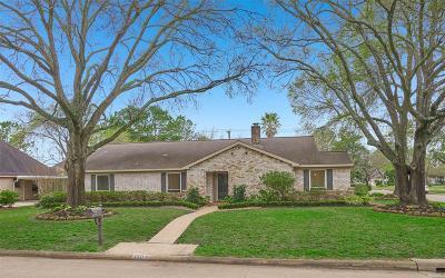 Houston Single Family Home For Sale: 2631 Manila Lane