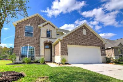 Kingwood Single Family Home For Sale: 21323 Somerset Shores Crossing