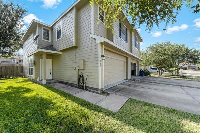 Dickinson Condo/Townhouse For Sale: 339 Brandy Ridge Lane