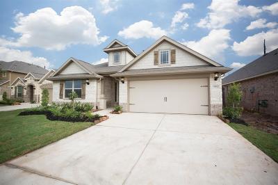 Rosenberg Single Family Home For Sale: 2631 Belmont Park Lane