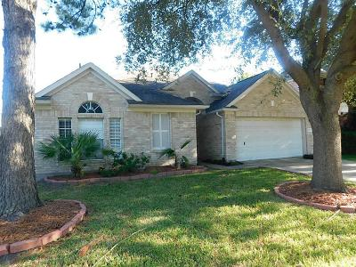 Katy Single Family Home For Sale: 2023 Hickory Bay Court