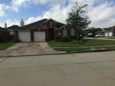 Pearland Rental For Rent: 2980 Sandy Bank Court