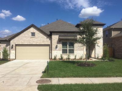 Richmond Single Family Home For Sale: 3002 Golden Honey Lane