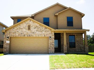 Humble Single Family Home For Sale: 21739 Oriole Trl