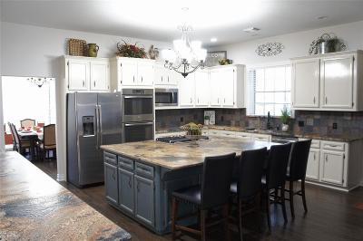 Huffman Single Family Home For Sale: 1014 Vista Del Lago Drive