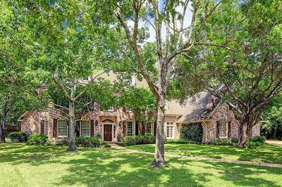 Bunker Hill Village Single Family Home For Sale: 2 Ourlane Court