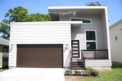 Houston Single Family Home For Sale: 823 E 38th Street